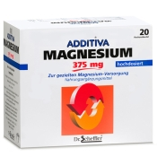 ADDITIVA® Magnesium 375 mg Granulat Orange