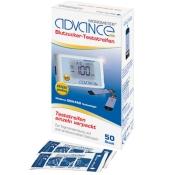 Advance Monometer® Blutzucker-Teststreifen GDH single