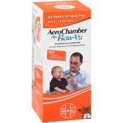 AeroChamber mit Maske für Säuglinge