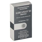 Albicansan® D3 Suppositorien