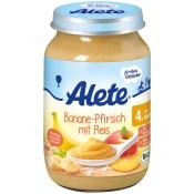 Alete® Banane & Pfirsich mit Reis