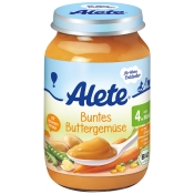 Alete® Buntes Buttergemüse