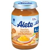 Alete® Karotten, Kartoffeln & Rindfleisch