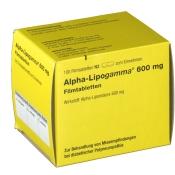Alpha-Lipogamma® 600 mg Filmtabletten