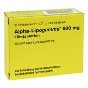 Alpha-Lipogamma® 600mg