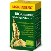 ALSIGINSENG® BIO-Ginseng Stärkungs-Pulver pur