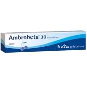 Ambrobeta® 30 Brausetabletten