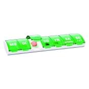 ANABOX® 1 x 7 grün