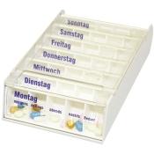 ANABOX® 7 Tage Wochendosierer weiß