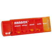 ANABOX® Tagesbox Orange