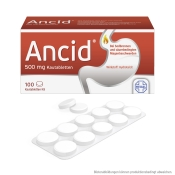 ANCID® 500 mg, Kautabletten