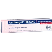 Antifungol® HEXAL® 1 Vaginalcreme 100 mg/g
