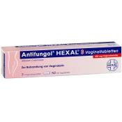 Antifungol® HEXAL® 3 Vaginaltabletten 200 mg