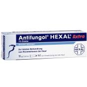 Antifungol® HEXAL® Extra 1% Creme