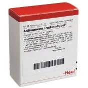 Antimonium Crudum Injeel 1,1 ml