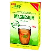 apoday® Magnesium Mango-Maracuja zuckerfrei
