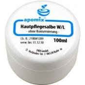 apomix® Hautpflegesalbe W/L ohne Konservierung