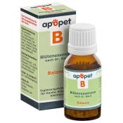 apopet® Blütenessenz B - Balance