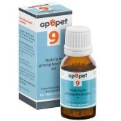 apopet® Schüßler-Salz Nr.9 Natrium phosphoricum D6 vet.