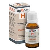apopet® Schüßler-Salze-Kombination H ad us. vet