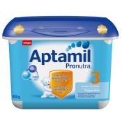 Aptamil Pronutra 3 Folgemilch ab dem 10. Monat Safebox