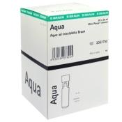 Aqua ad Injektabilia Mini-Plasco connect Ampullen