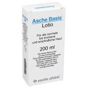 Asche Basis® Lotio