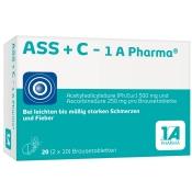 ASS + C - 1 A Pharma®