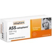 ASS-ratiopharm® 500 mg Tabletten