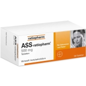 ASS-ratiopharm® 500 mg Tabletten