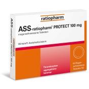 ASS-ratiopharm® PROTECT 100 mg