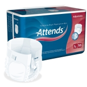 Attends® Adjustable 10 L Slip