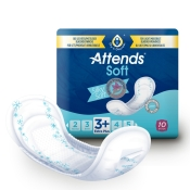 Attends® Soft 3+ extra plus