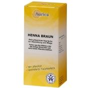 Aurica® Henna Braun Pulver