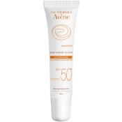 Avène Mineralische Sonnencreme empfindliche Hautpartien SPF 50+