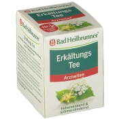 Bad Heilbrunner® Erkältungs Tee