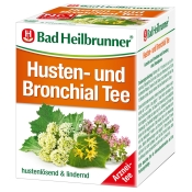 Bad Heilbrunner® Husten- und Bronchial Tee