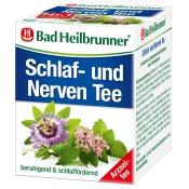 Bad Heilbrunner® Schlaf- und Nerven Tee