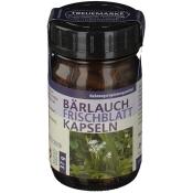 Baerlauch Frischblatt Kapseln
