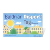 Baldrian Dispert® Tag zur Beruhigung