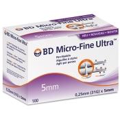 BD Micro-Fine Ultra™ 5 mm