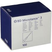 BD Microlance™ Kanüle 26 G 1/2 Insul. 0,45 x 13 mm