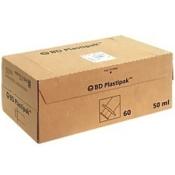 BD Plastipak™ Spezialspritze mit Luer-Lok™-Ansatz zentrisch