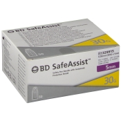 BD SafeAssist™ Sicherheits-Pen-Nadel 30 G 5 mm