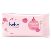 bebe® Zartpflegende Reinigungstücher