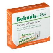 Bekunis aktiv Aufbaukur für den Darm