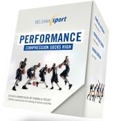 BELSANA Sport Performance Compression Socks High Cut Gr. 2 ( 39-41) schwarz