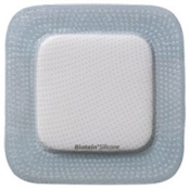 Biatain® Silicone Ag 7,5 x 7,5cm