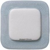 Biatain® Silicone Ag Schaumverband mit Silber 12,5 cm x 12,5 cm