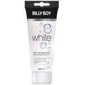 BIlLY BOY white Gleit- und Massagegel